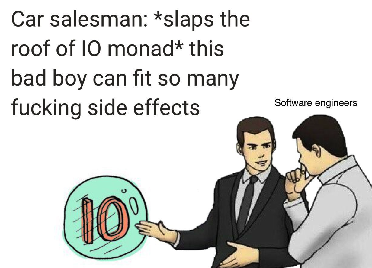 IO - salesman